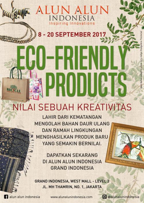 Alun Alun Indonesia Homepage